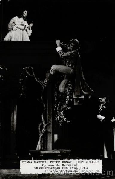 Cyrano de Bergerac Stratford Canada Theatre