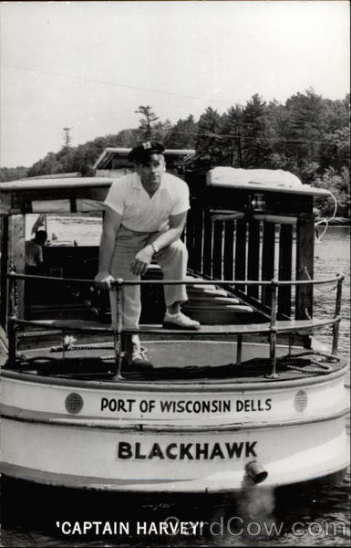 Captain Harvey Wisconsin Dells