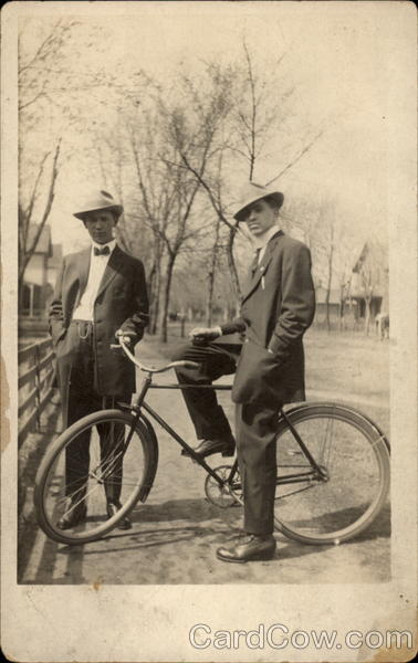 Two Gents and a Bike Bicycles