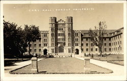 Cary Hall, Purdue University