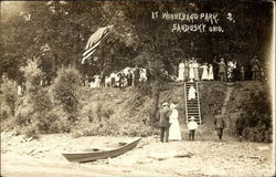 Winnebago Park Postcard