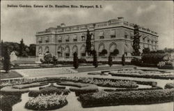 Italian Garden, Estate of Dr. Hamilton Rice