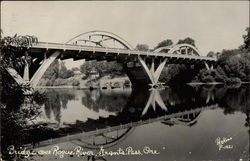 Bridge Over Rogue River