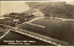 Presque Isle and Ore Dock