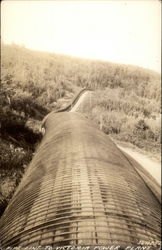 Pipeline to Victoria Power Plant