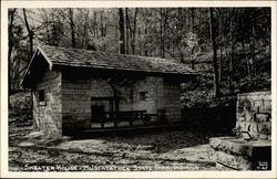 Shelter House - Muscatatuck State Park