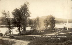 Umbagog Lake Scene, from Lake House