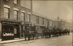 Maton & Sons Funeral Directors Horse-Drawn Hearses