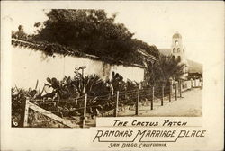 The Cactus Patch, Ramon'a Marriage Place