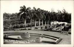 L..D.S. Hawaiian Temple