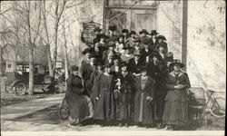 1921 Christian Church and Bible Class