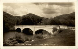 Three Arch Bridge, Mohawk Trail