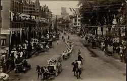 A Parade Through Littleton