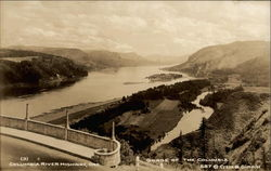 Gorge if the Columbia Postcard