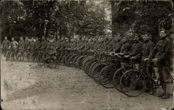 German WWI bicycle infantry?