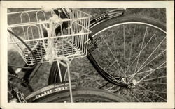 A Bicycle With a Basket
