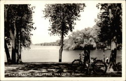 View of Sauk Lake from City Park