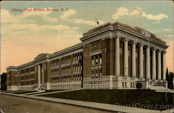 Albany High School New York