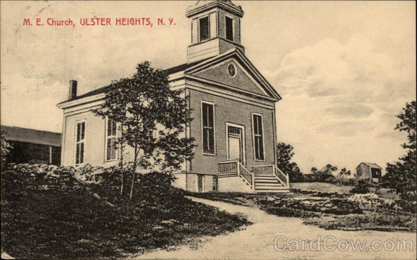 M.E. Chruch Ulster Heights New York