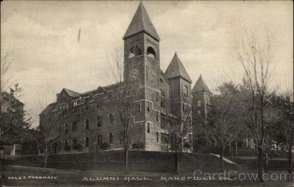 Alumni Hall Mansfield Pennsylvania