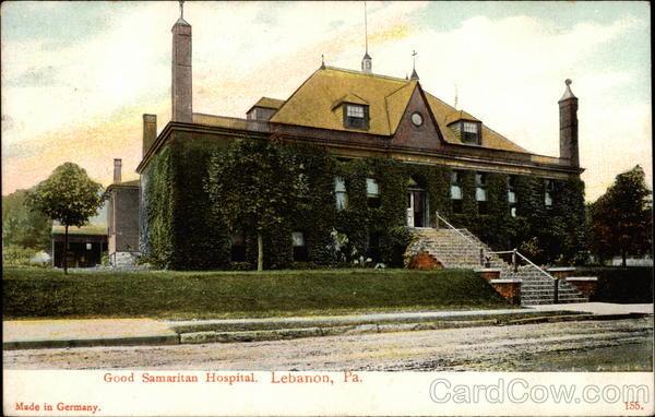 Good Samaritan Hospital Lebanon Pa