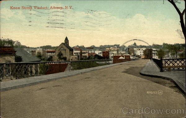 Knox Street Viaduct Albany New York