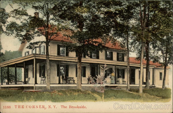 The Brookside The Corner New York