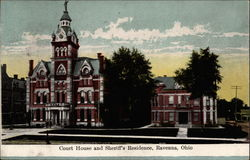 Court House and Sheriff's Residence