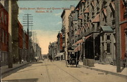 Hollis Street, Halifax and Queens Hotels