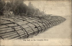 Log Raft on the Columbia River
