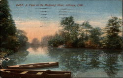 A View on the Mahoning River