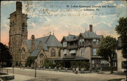 St. Lukes Episcopal Church and Rectory