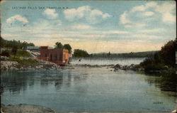 Eastman Falls Dam