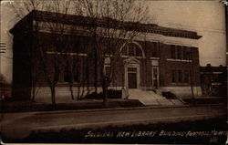 Soldiers New Library Building