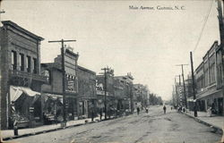 Main Avenue Postcard