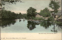 Old Mill Pond, Stevensville