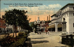 Promenade on Bath House Row