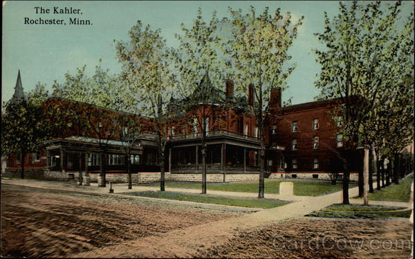 The Kahler Rochester Minnesota