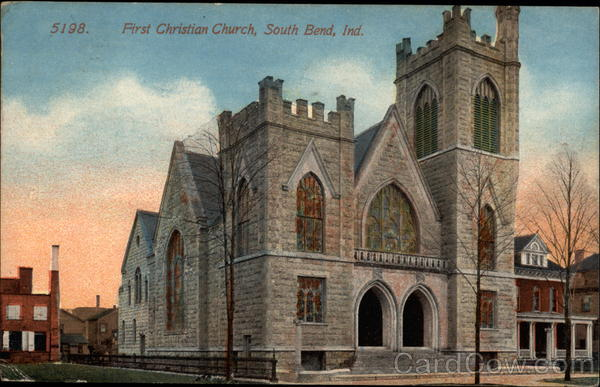 First Christian Church South Bend Indiana