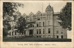 Ewing Hall, Ohio University