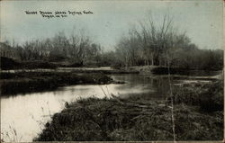 River Scene above Spring Park