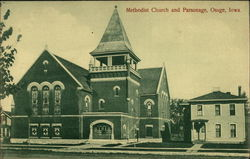 Methodist Church and Parsonage