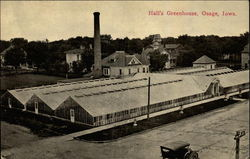 Hall's Greenhouse