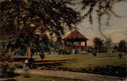 City Park Band Stand