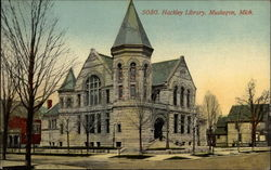 5080 Hackley Library, Muskegon, Mich