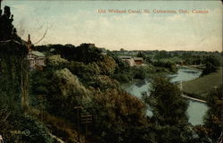 Old Welland Canal
