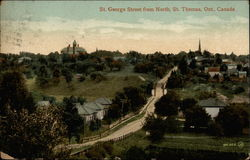 St. George Street from North