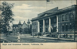 High and Grammer Schools, Valdosta, GA