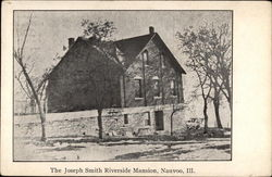 The Joseph Smith Riverside Mansion