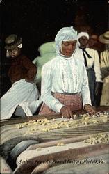 Sorting Peanuts, Peanut Factory